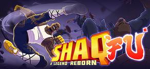 Shaq Fu: A Legend Reborn cover art