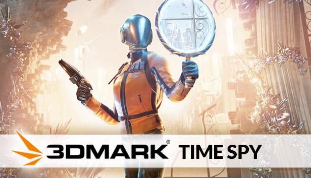 TIME GRATUIT SPY 3DMARK TÉLÉCHARGER
