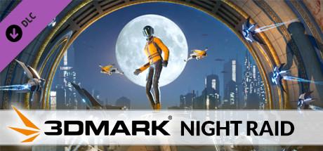 3DMark Night Raid benchmark