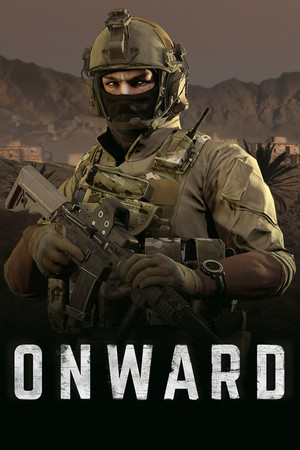 Onward poster image on Steam Backlog