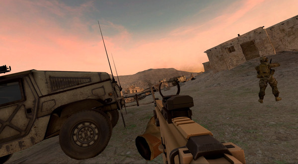 Onward Screenshot