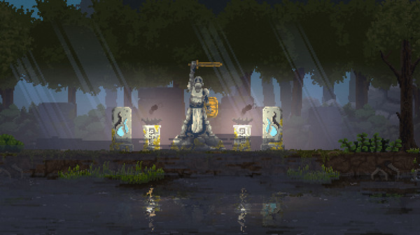 Screenshot of the indie game Kingdom: New Lands