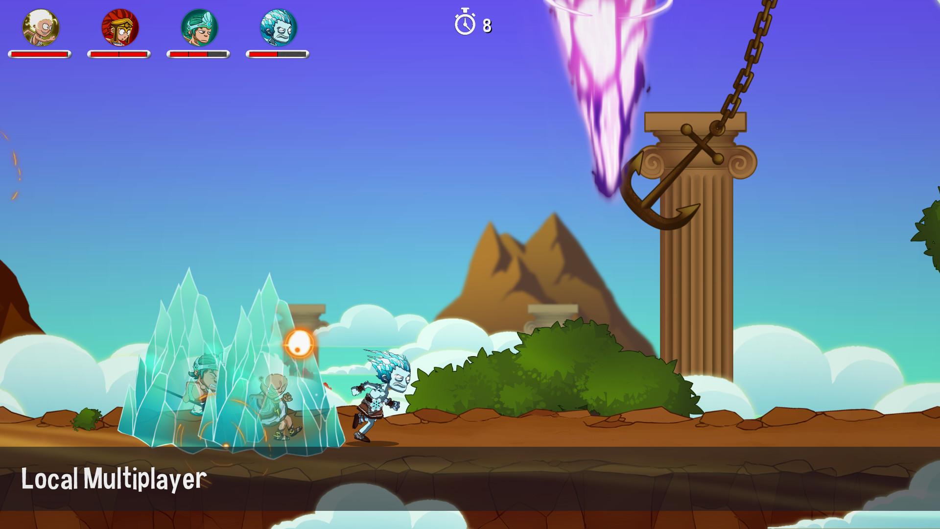 Running Gods Screenshot 2
