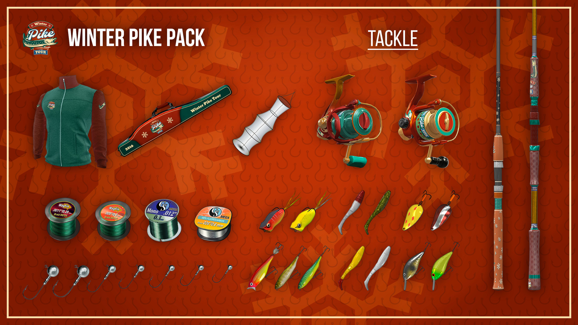 Fishing Planet: Winter Pike Pack