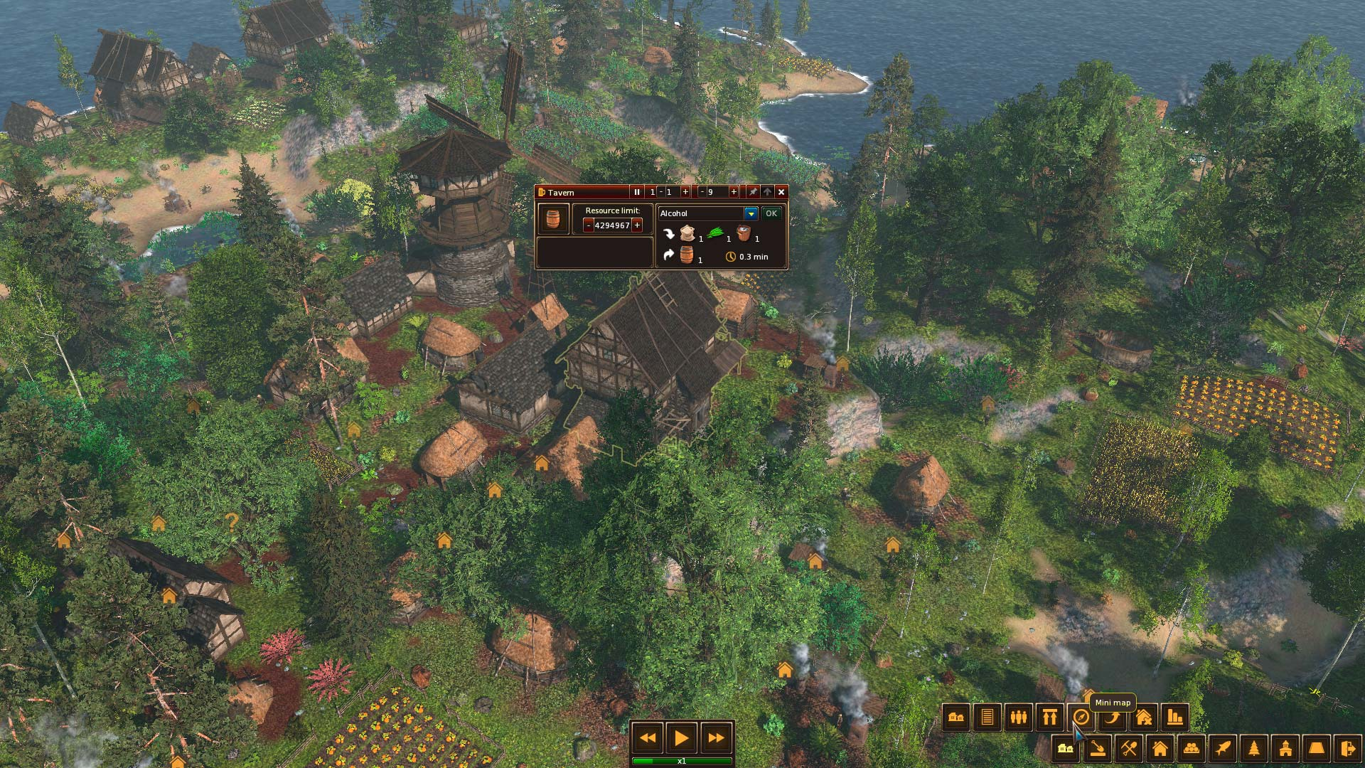 Life is feudal forest village torrent games life is feudal mallet