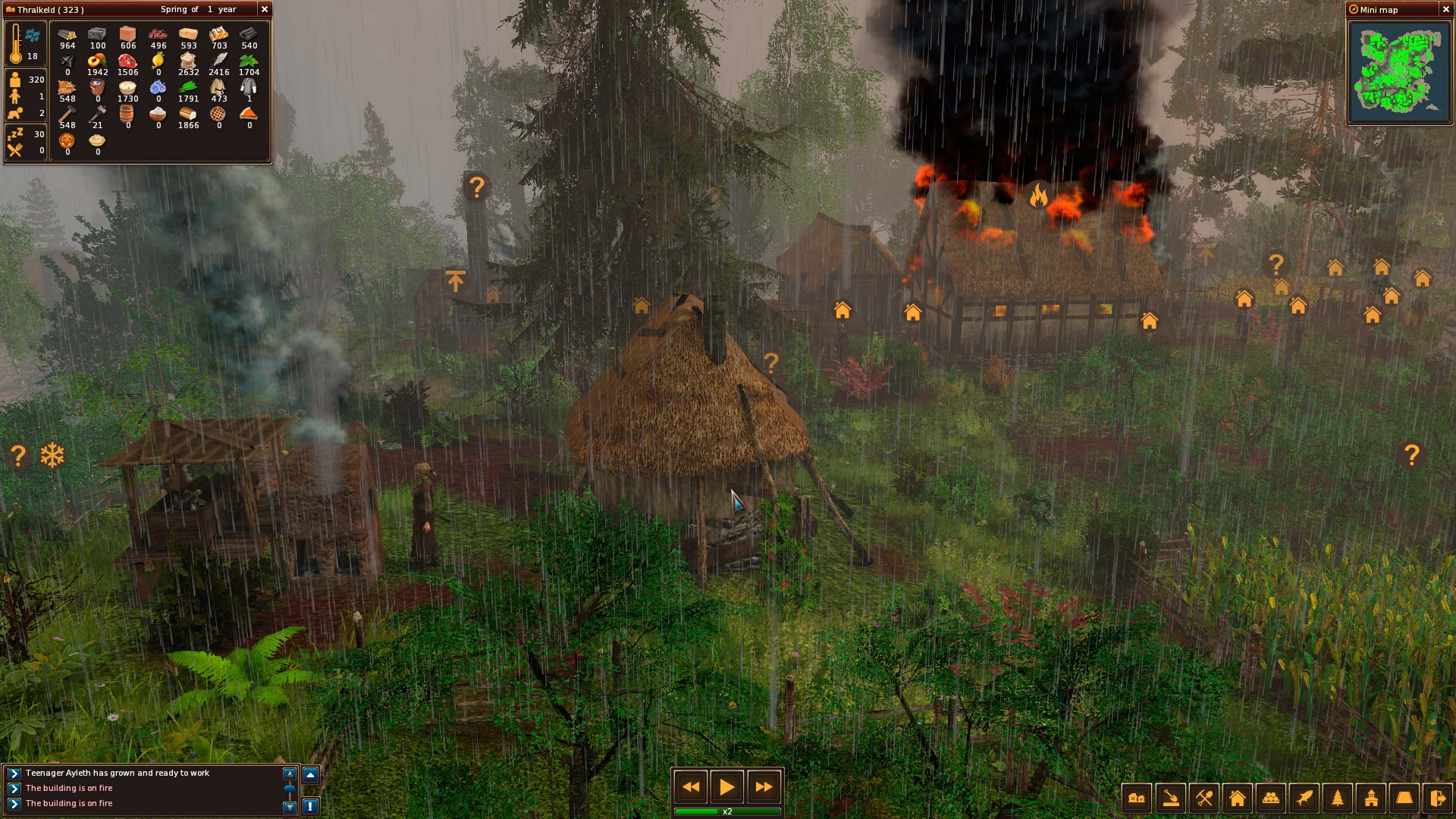 Life is Feudal: Forest Village Screenshot 2