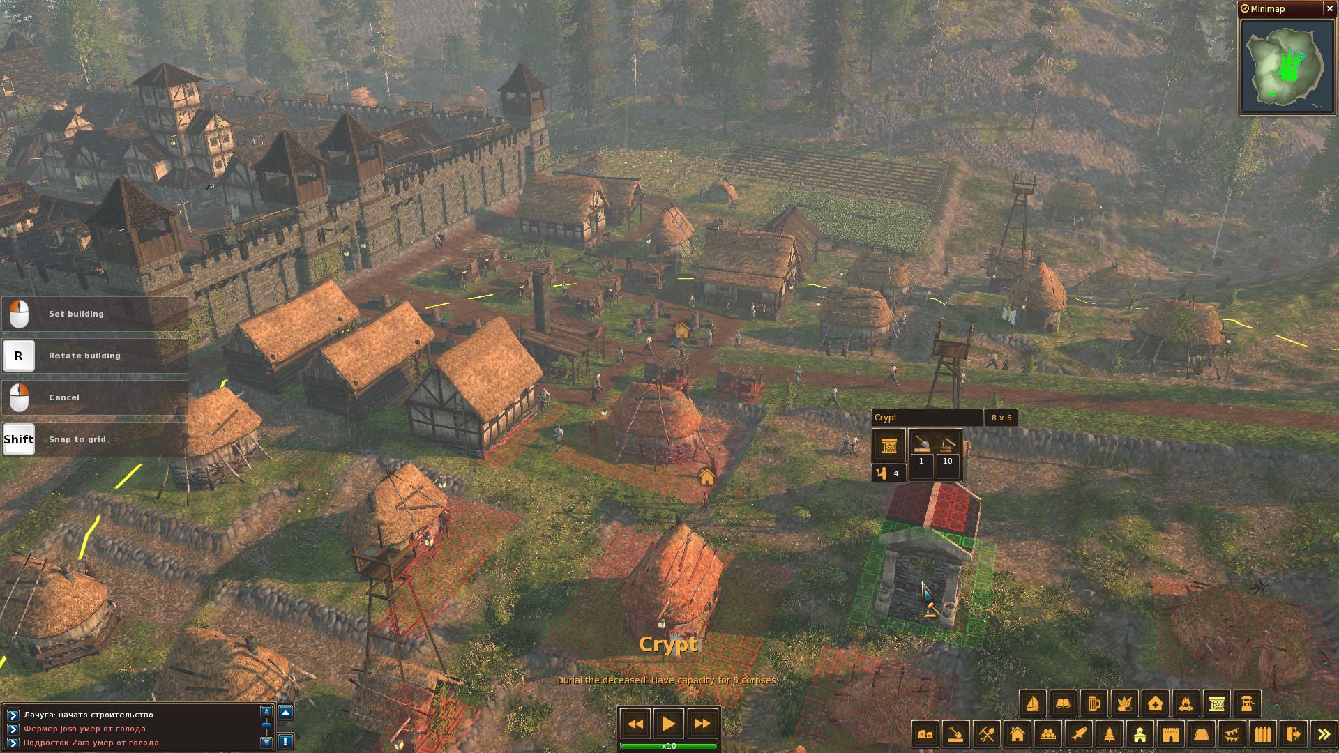 Life is Feudal Forest Village on Steam #0: ss e15a96d58e80afac8901a db d1e3ca