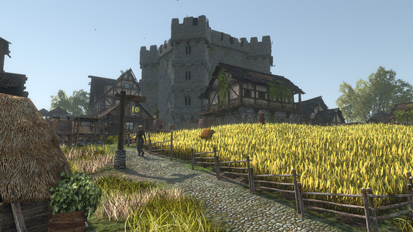 Life is Feudal: Forest Village