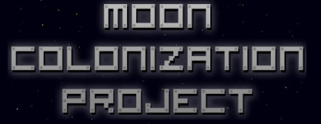 Moon Colonization Project - 月球殖民计划