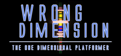 Wrong Dimension - The One Dimensional Platformer