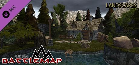 Virtual Battlemap DLC - Landscapes Pack