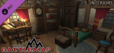 Virtual Battlemap DLC - Interior Pack