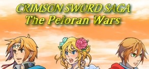 Crimson Sword Saga: The Peloran Wars cover art