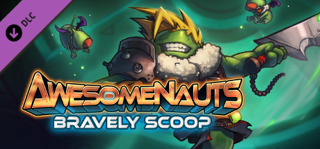 Awesomenauts - Bravely Scoop IV: Eternal Fantasy Skin