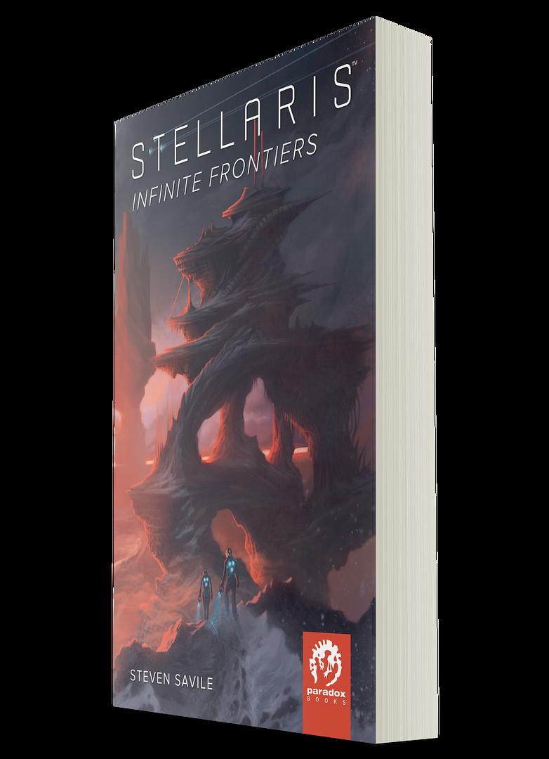 stellaris infinite frontiers ebook on steam
