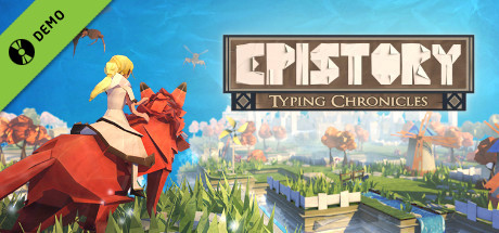 Epistory - Typing Chronicles Demo