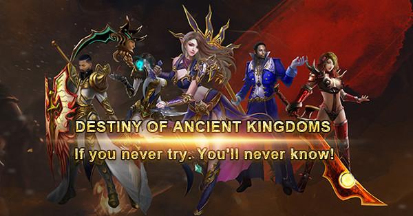 Destiny of Ancient Kingdoms