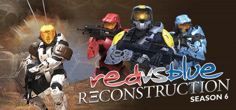 Red vs. Blue: Reconstruction (Volume 6)