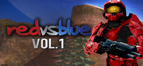 Red vs. Blue: The Blood Gulch Chronicles (Volume 1)