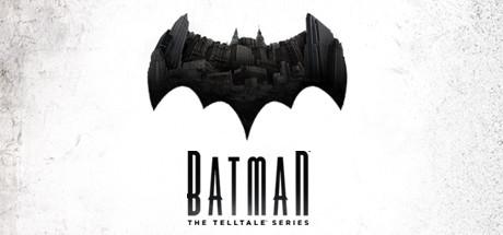 Batman - The Telltale Series Cover Image