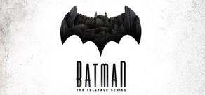 Batman - The Telltale Series cover art