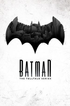 Batman - The Telltale Series poster image on Steam Backlog