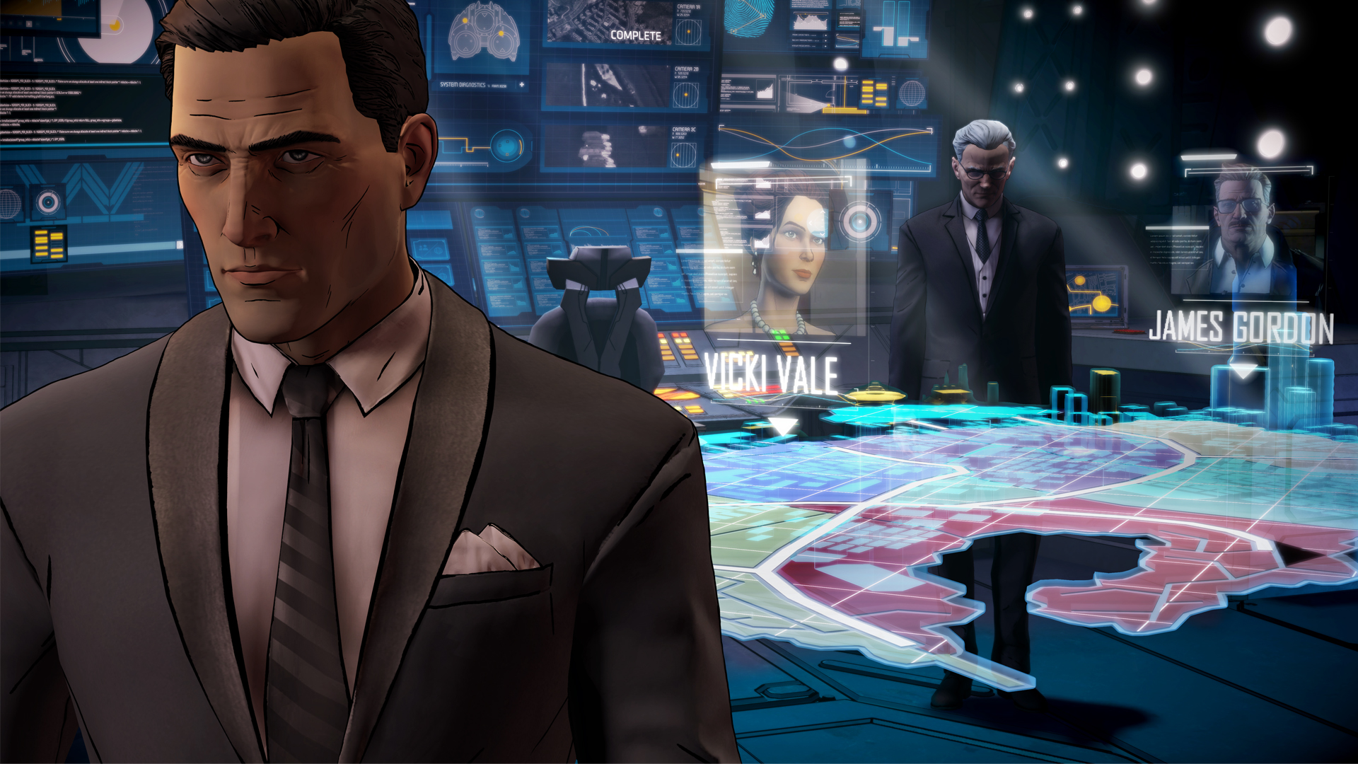 Batman - The Telltale Series screenshot 1