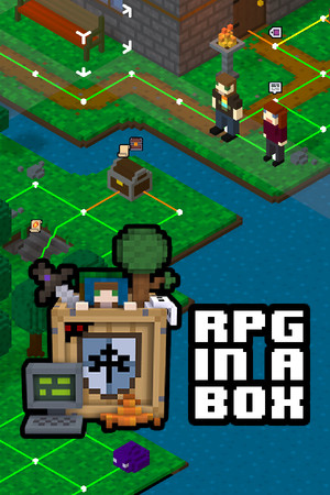 RPG in a Box poster image on Steam Backlog