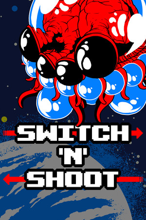 Switch 'N' Shoot poster image on Steam Backlog