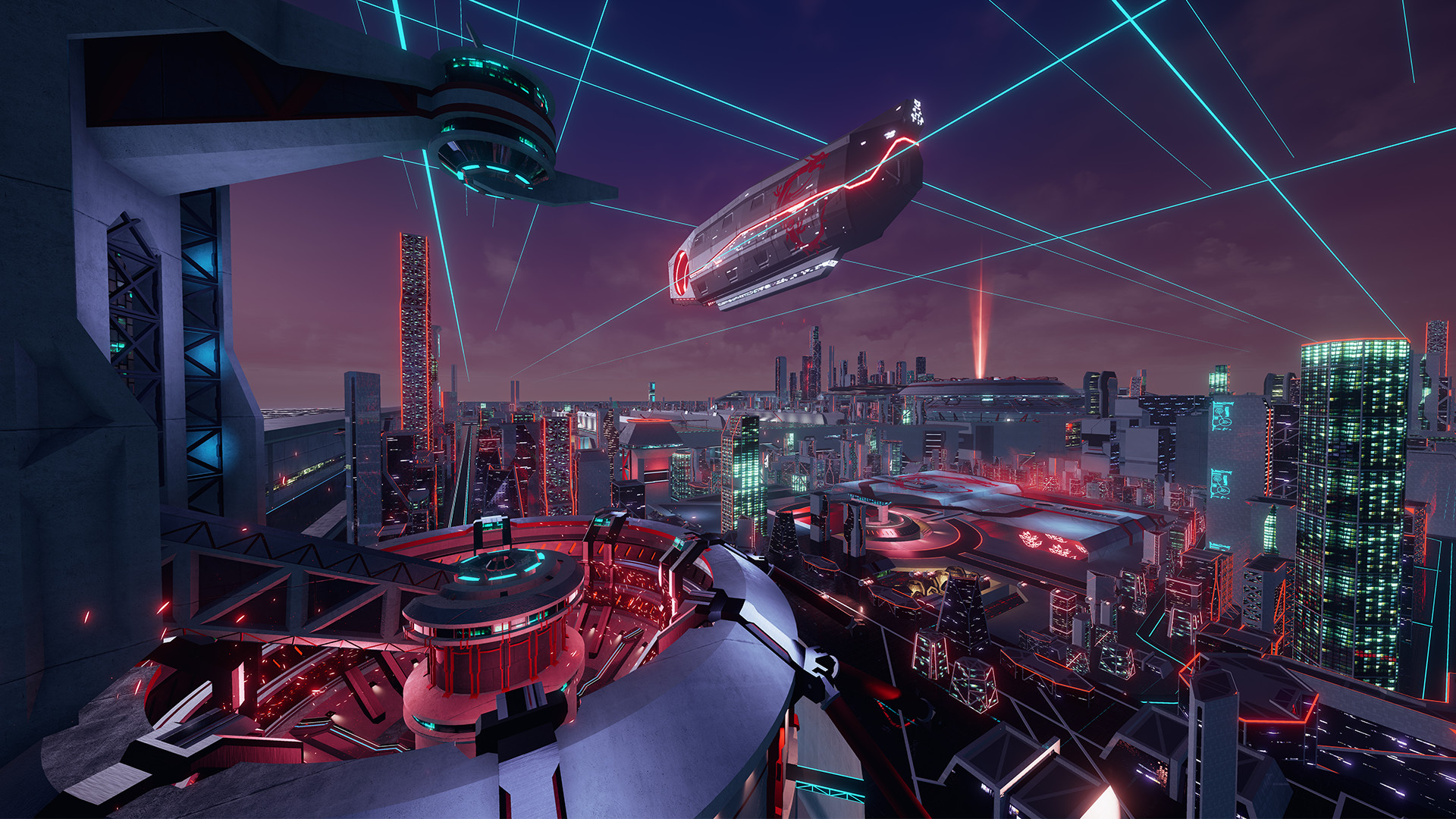 MSI Electric City Free Download on Steam — Oculus