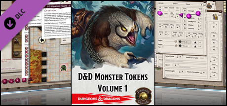 Save 20 On Fantasy Grounds D D Tokens Volume 1 On Steam