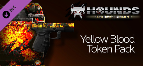 Yellow Blood Token Pack