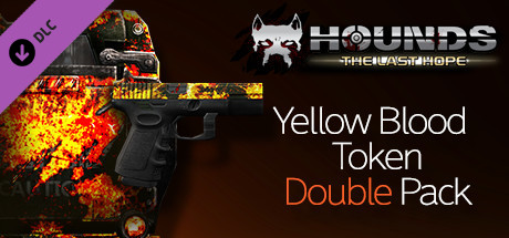 Yellow Blood Token Double Pack