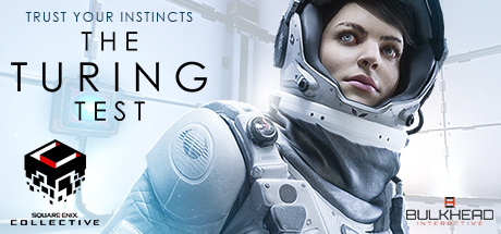 The Turing Test cover art