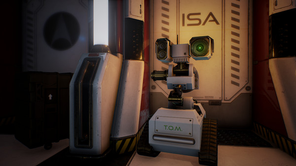 The Turing Test Screenshot