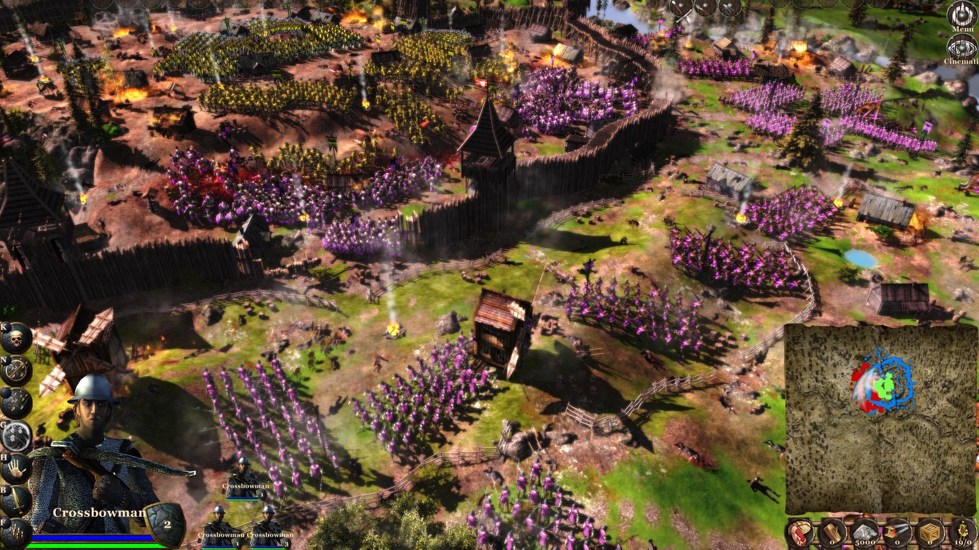 Medieval Kingdom Wars [2019|Rus|Eng|Multi8]