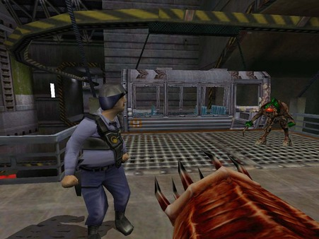 Half-Life: Opposing Force Screenshot