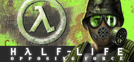 Half-Life: Opposing Force on Steam Backlog