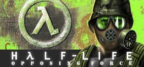 Half-Life: Opposing Force cover art