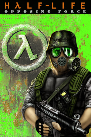 Half-Life: Opposing Force poster image on Steam Backlog