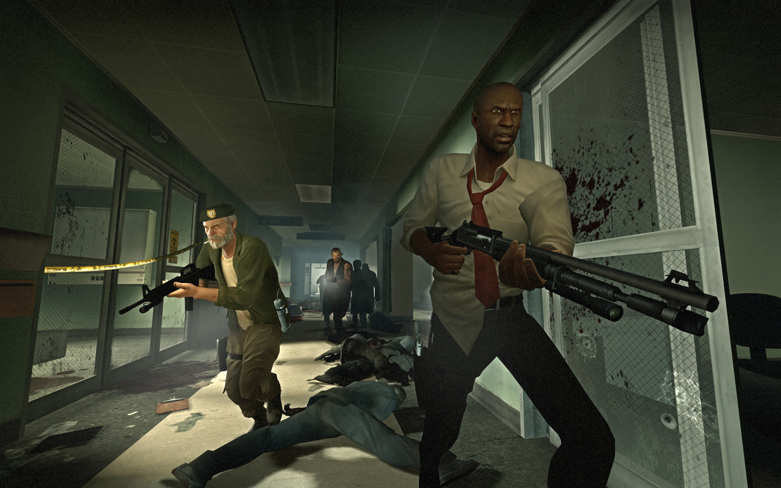 Overview Left 4 Dead 2: