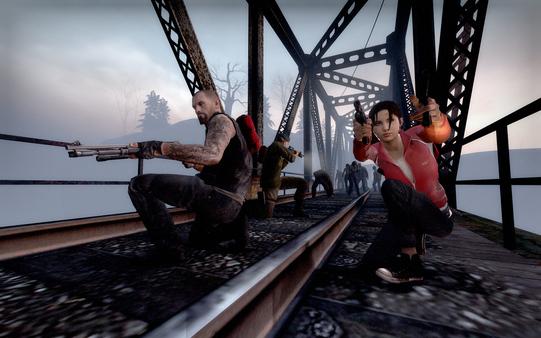 Скриншот из Left 4 Dead