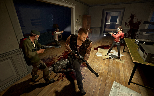 coop zombies squad