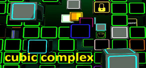 Cubic complex cover art