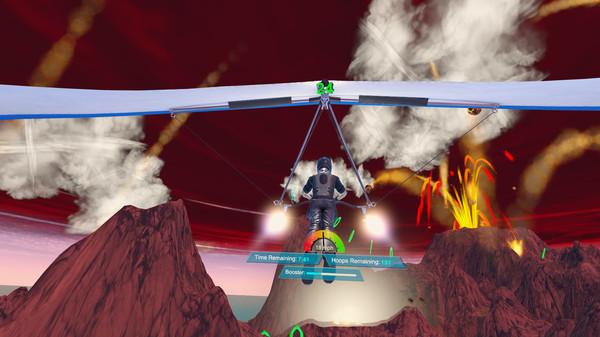 Скриншот из Glider Island
