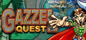 Gazzel Quest, The Five Magic Stones cover art
