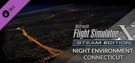 FSX Steam Edition: Night Environment: Connecticut Add-On