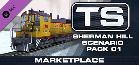TS Marketplace: Sherman Hill Scenario Pack 01 Add-On