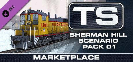TS Marketplace: Sherman Hill Scenario Pack 01 Add-On