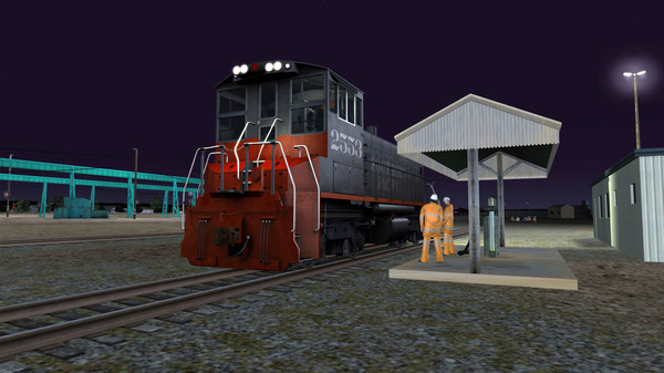 скриншот TS Marketplace: Sherman Hill Scenario Pack 01 Add-On 0